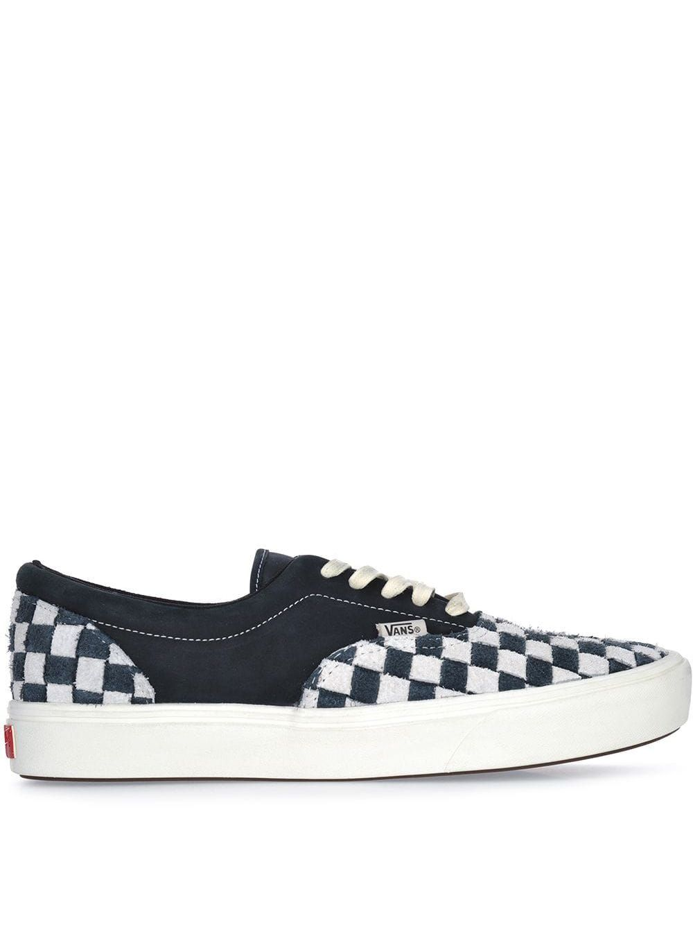 Vans checkered low tops Blue | Vans checkered, Vans shop