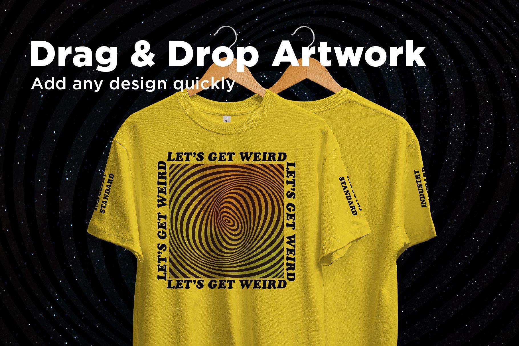 Download Oversized Street Tee Mockup Tees Oversized Graphic Design Photoshop