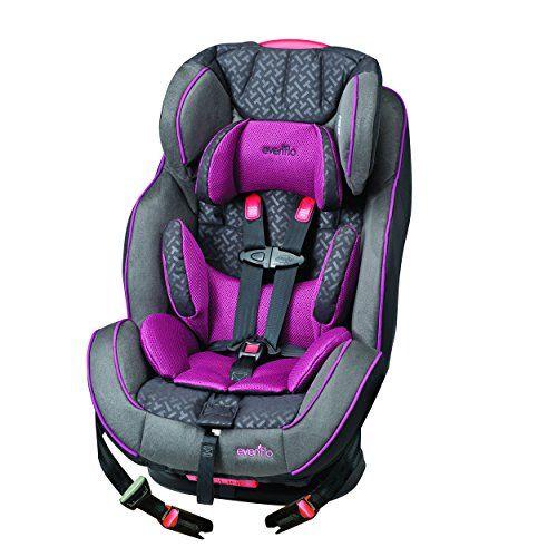Evenflo Symphony LX Convertible Car Seat, Ava Evenflo http://www ...