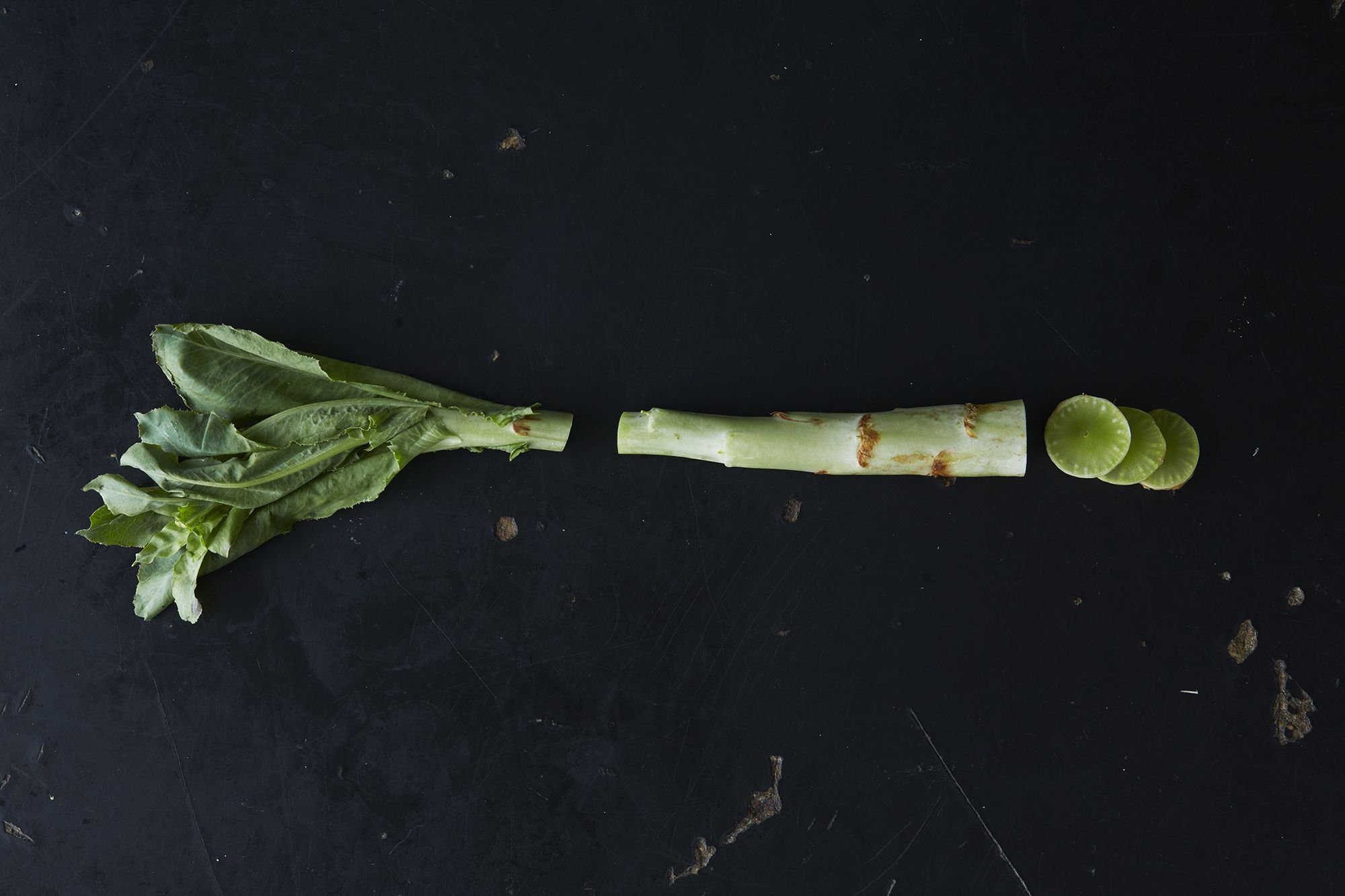 Stalk down your new favorite vegetable -Celtuce