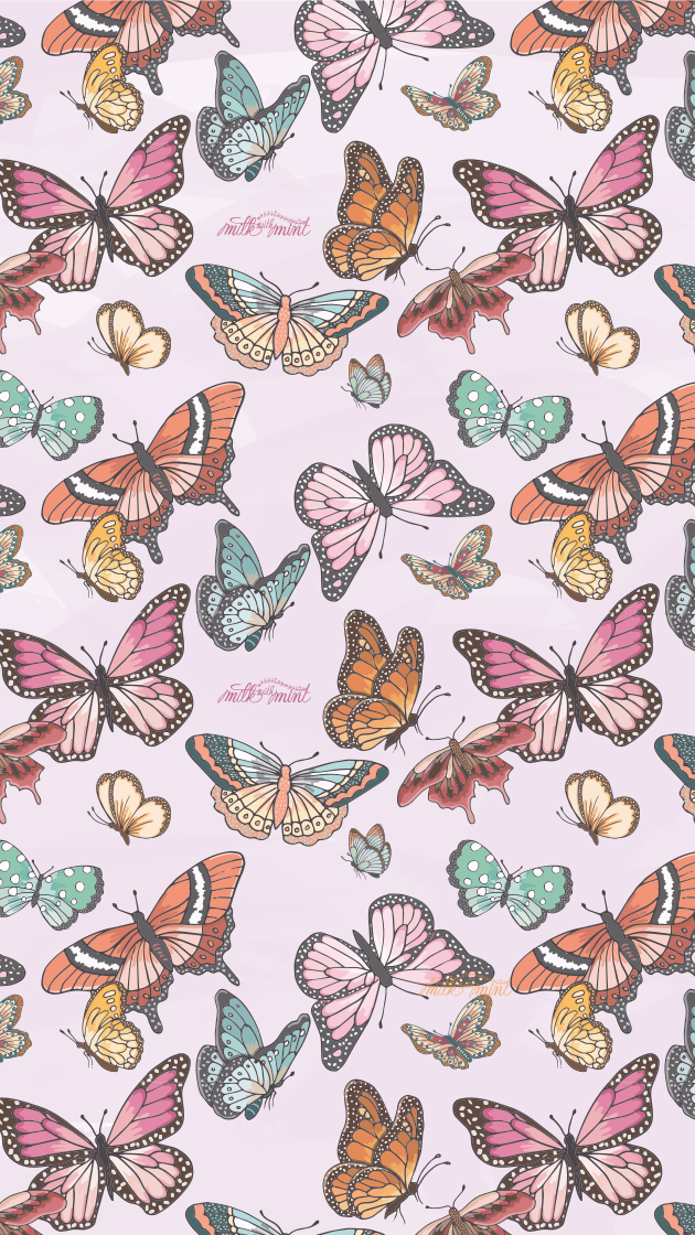 Crazy For Butterflies Image By Maria Santiesteban Butterfly