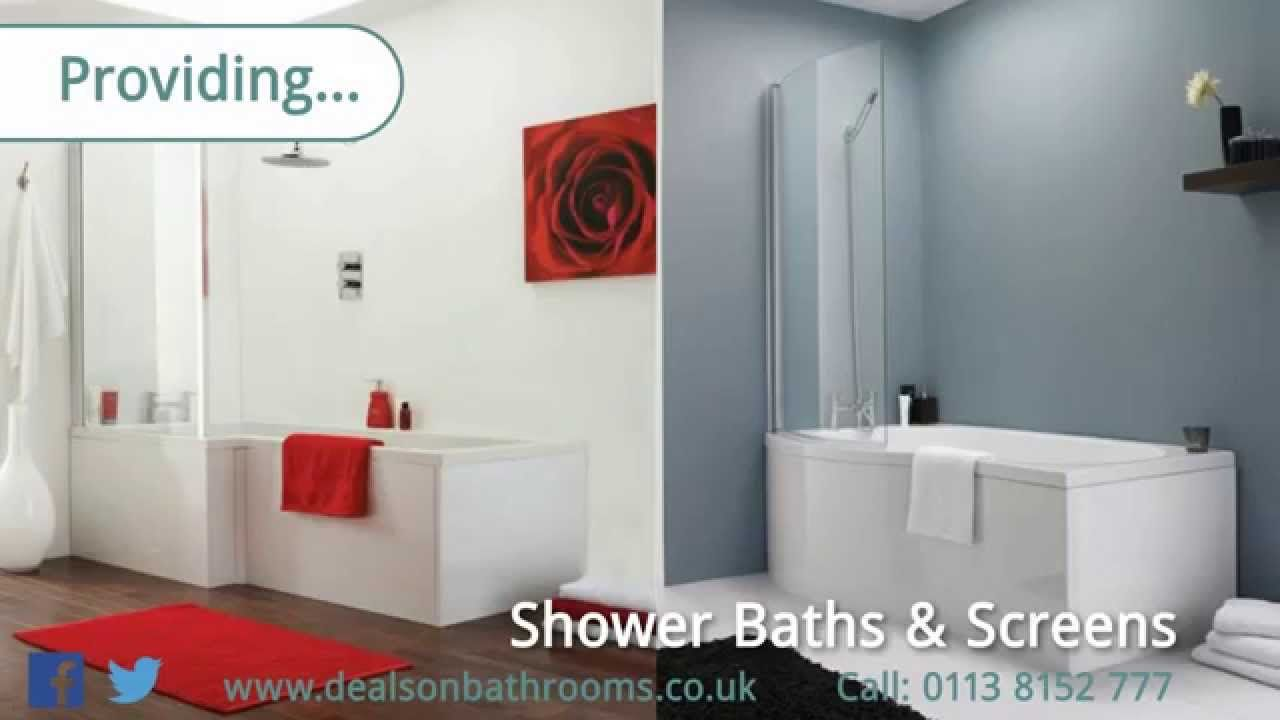 Take a look at our new promotional YouTube video.. what does everybody think? www.dealsonbathrooms.co.uk
