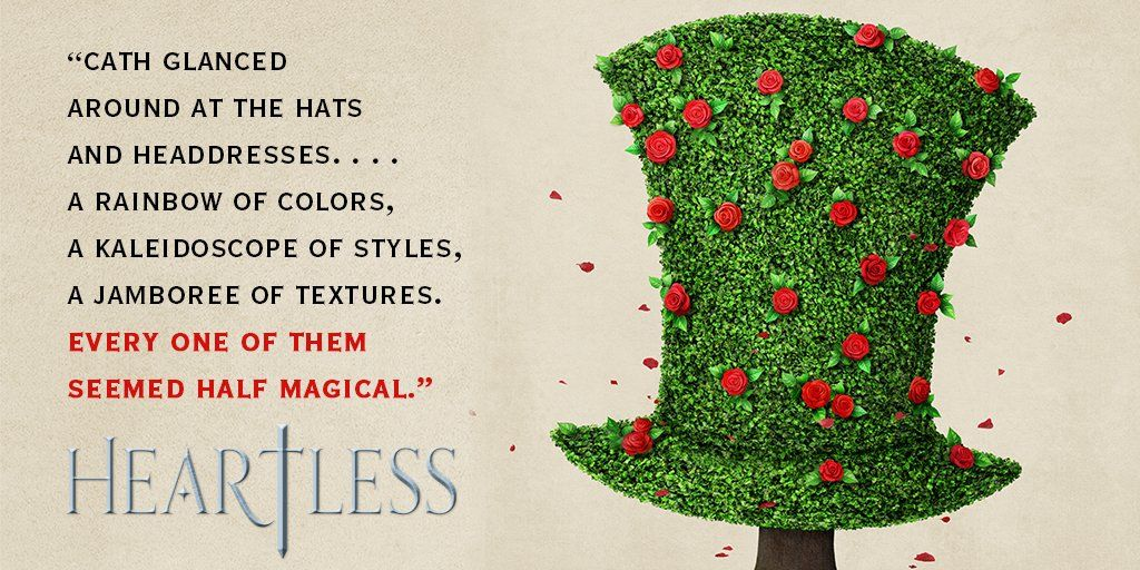 Quote from #Heartless by Marissa Meyer