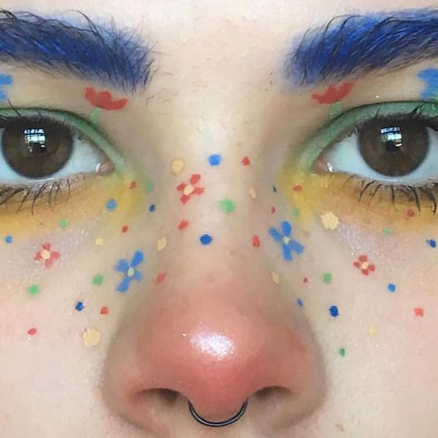Via @froglady444 #jasoncampbellstudio #makeupart