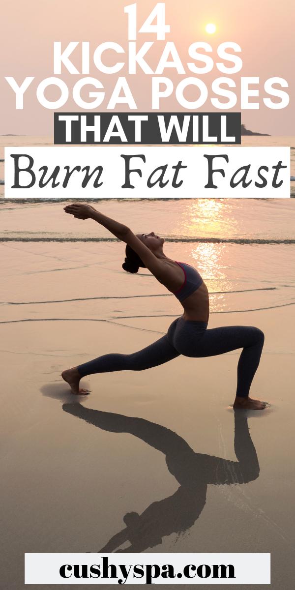 14 Kickass Yoga Poses That Will Burn Fat Fast