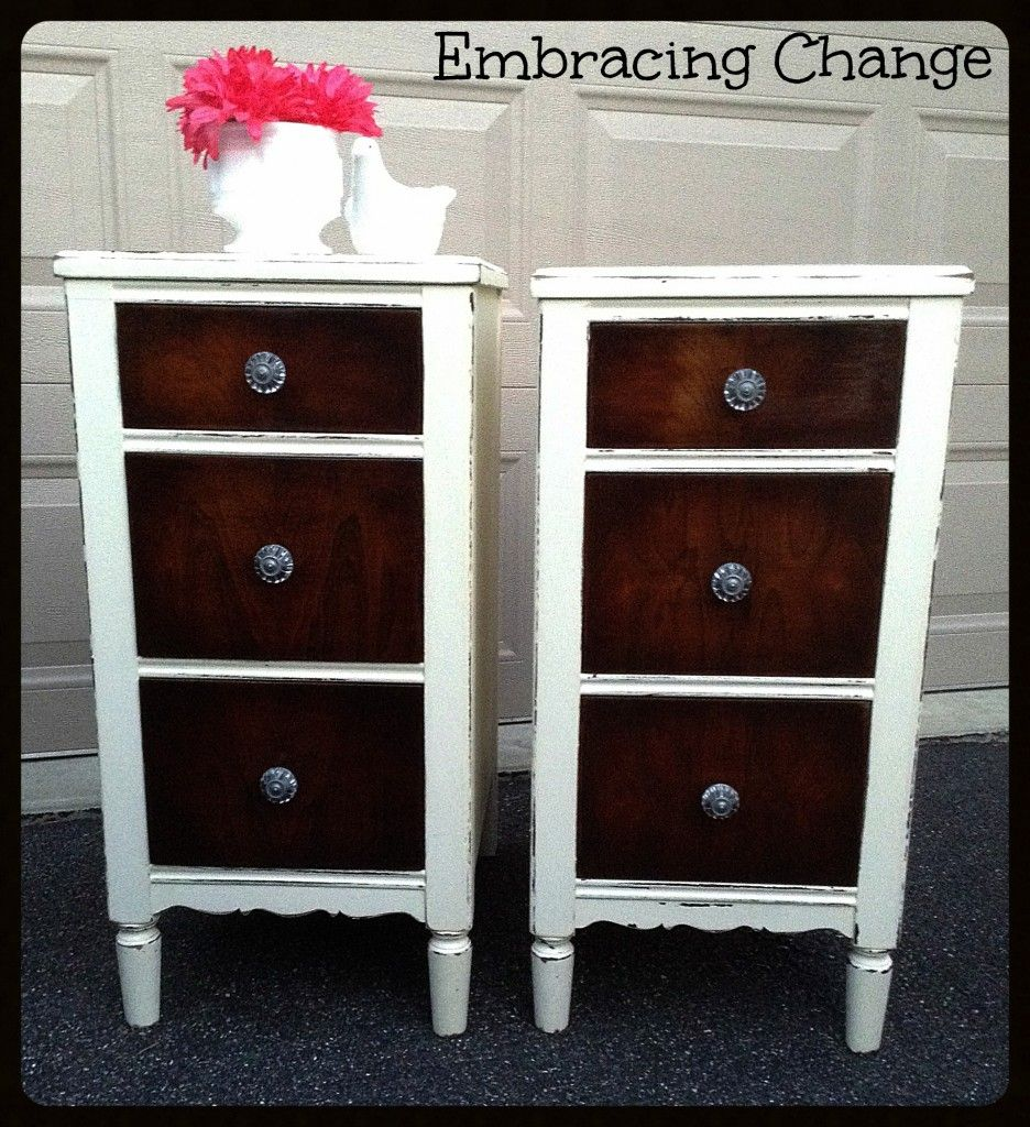 Stacey Used Some Of Our Acrylic S In This Matching Dresser Refurb Too Bad The She Are Discontinued Not That Many Left