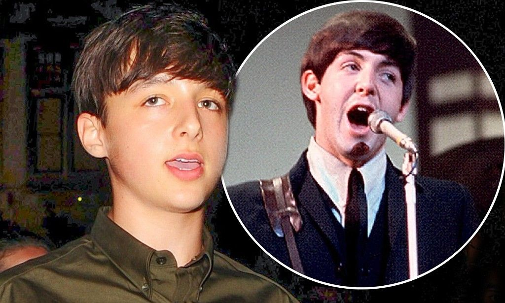 Sir Paul McCartneys Grandson Arthur Parties At The Chiltern Firehouse