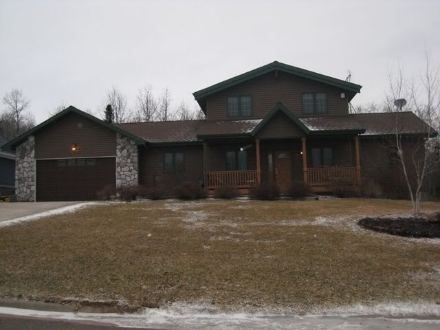 Help with exterior trim color for our brown house home for Dark brown exterior trim