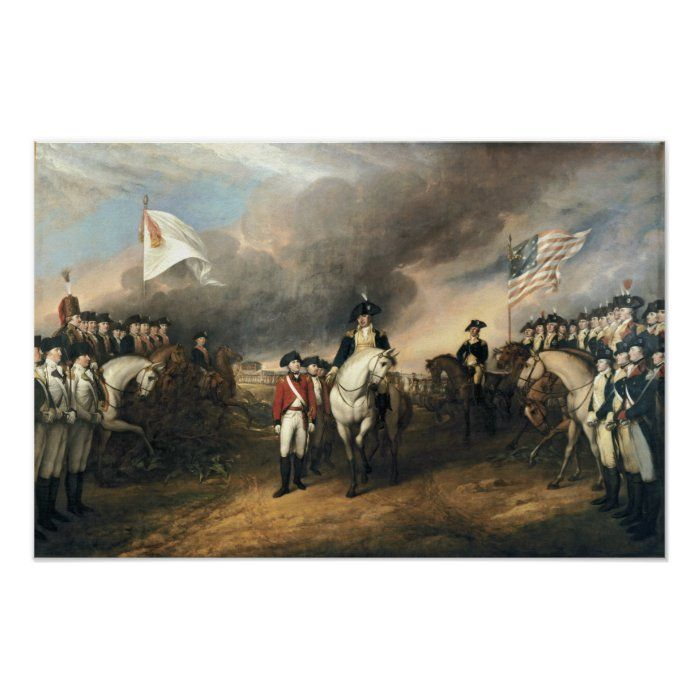 what battle did the americans win their independence from britain in 1781? by Zazzle