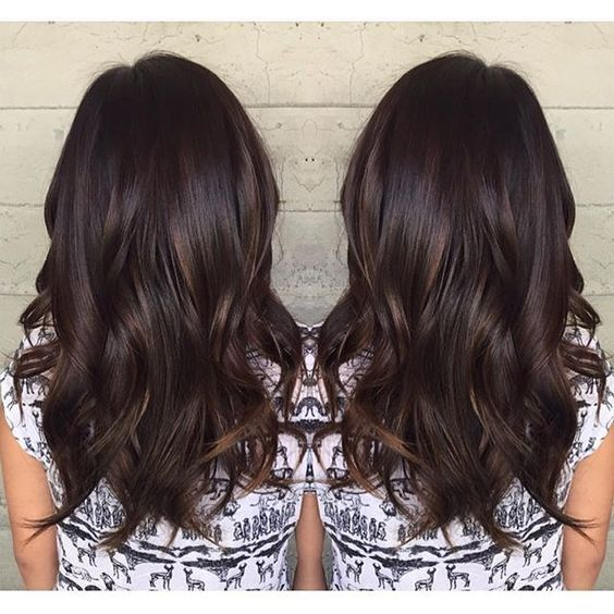 Dark Chocolate With A Subtle Lift Color By Jackss Hair