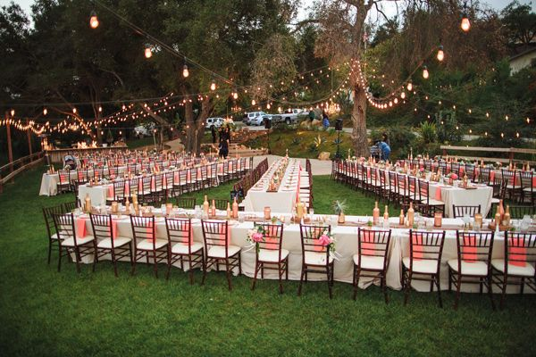 Handcrafted California Wedding At Retro Ranch Photo By Leif Brandt Photography Http