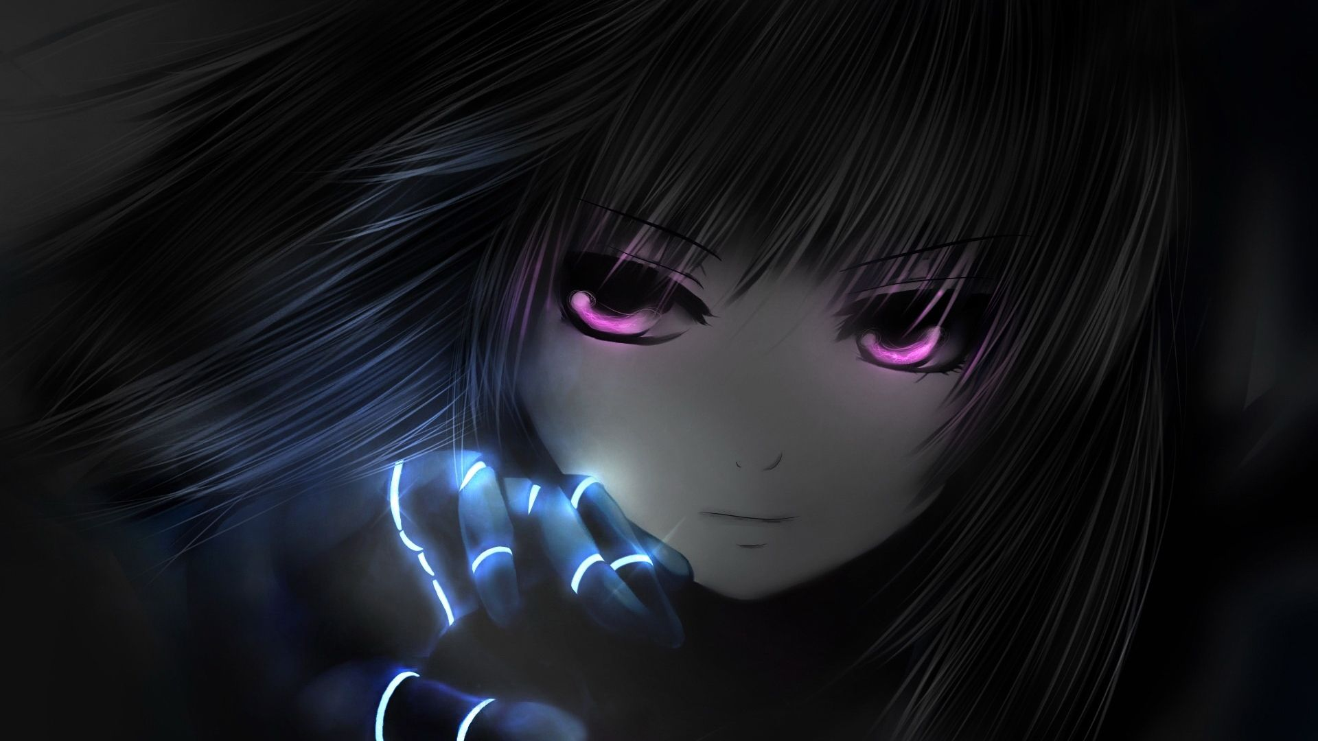 Wallpaper Background Anime Love : papersonal: Dark Anime Wallpaper Anime/Manga Pinterest Dark anime and Anime