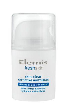 ~Elemis FreshSkin Skin Clear Mattifying Moisturiser~ Really good for my face.