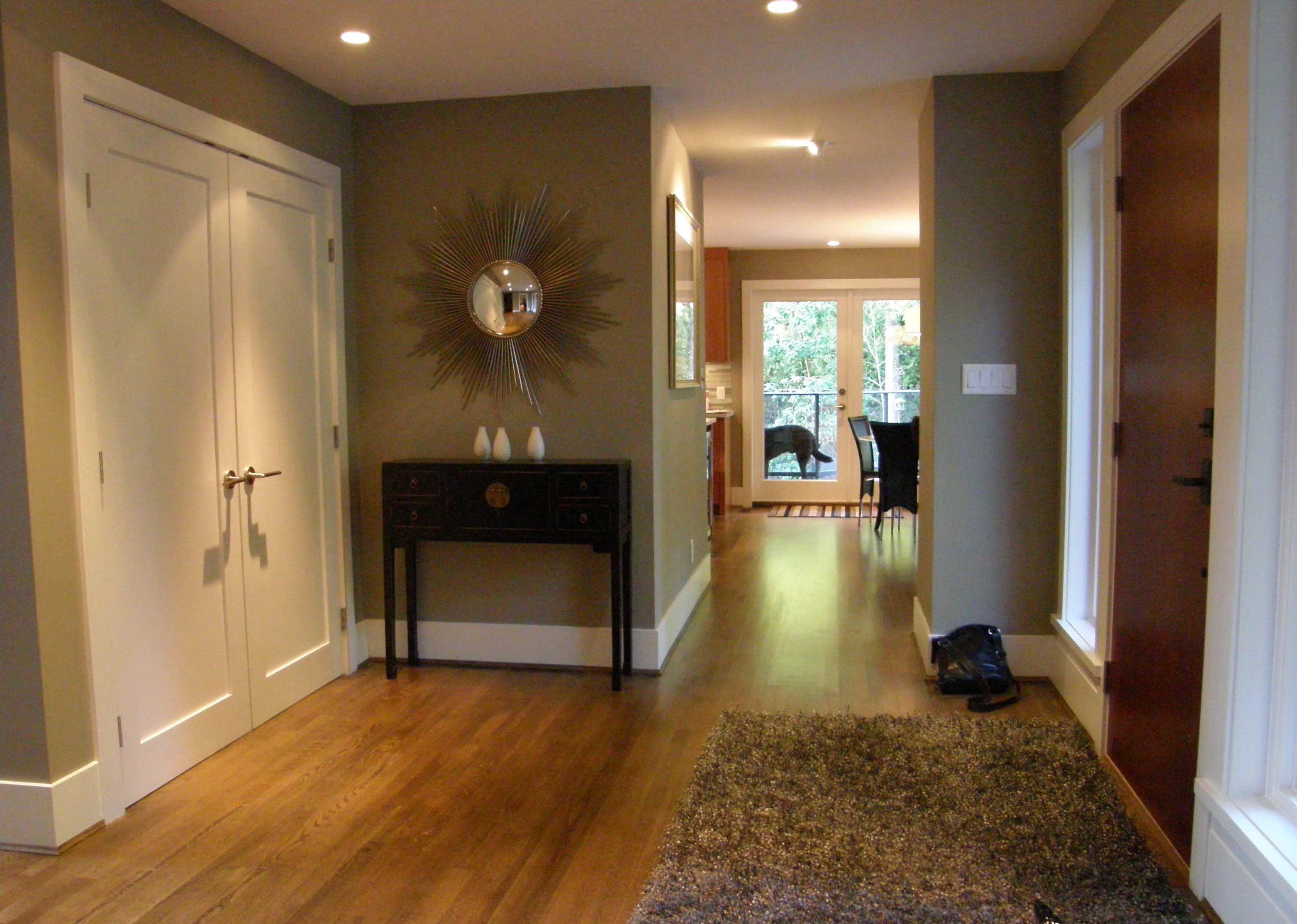 Doors Small Foyer Ideas