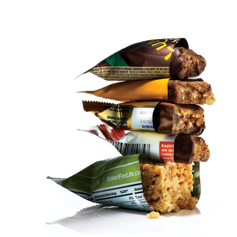 The Best (and Worst) Energy Bars