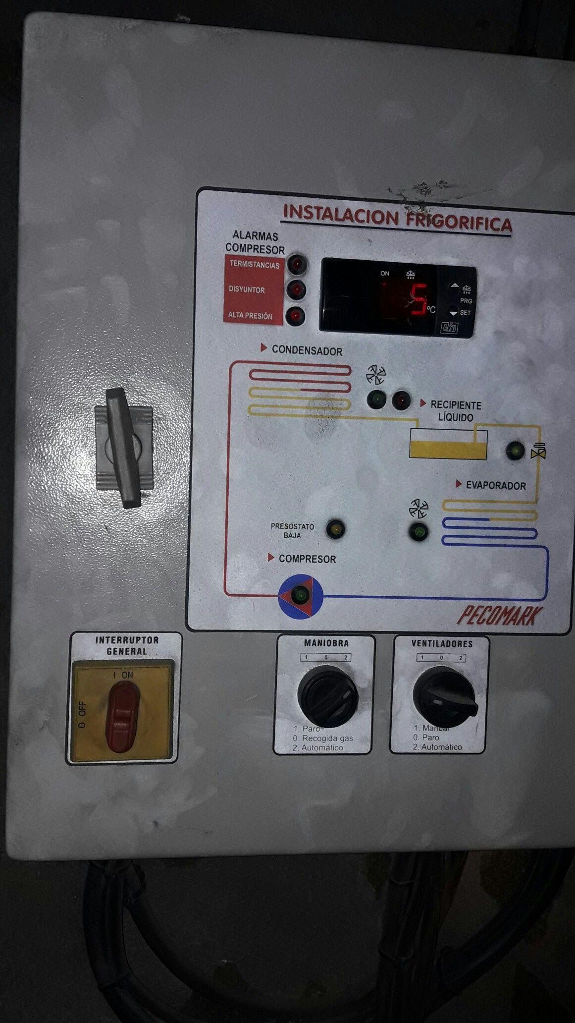 Pin von Equipamentos Refrigeracion Ind auf frío industrial