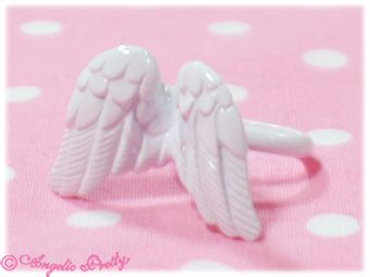 Angelic Pretty - Etoile Wing Ring