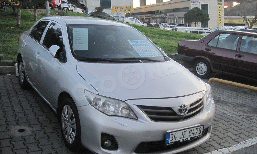corolla corolla sedan 1.4 d-4d comfort 2012 toyota corolla corolla