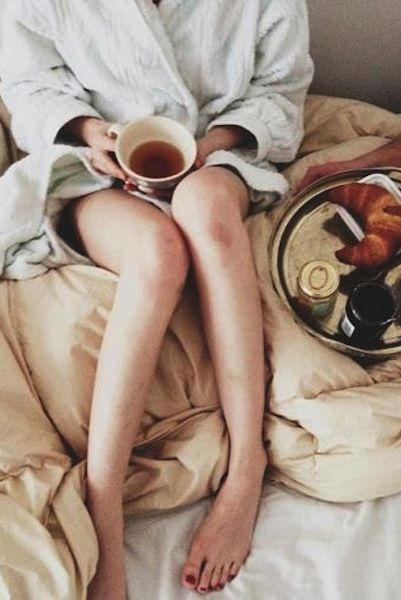 morning tea | ana perkins' essentials | camille styles