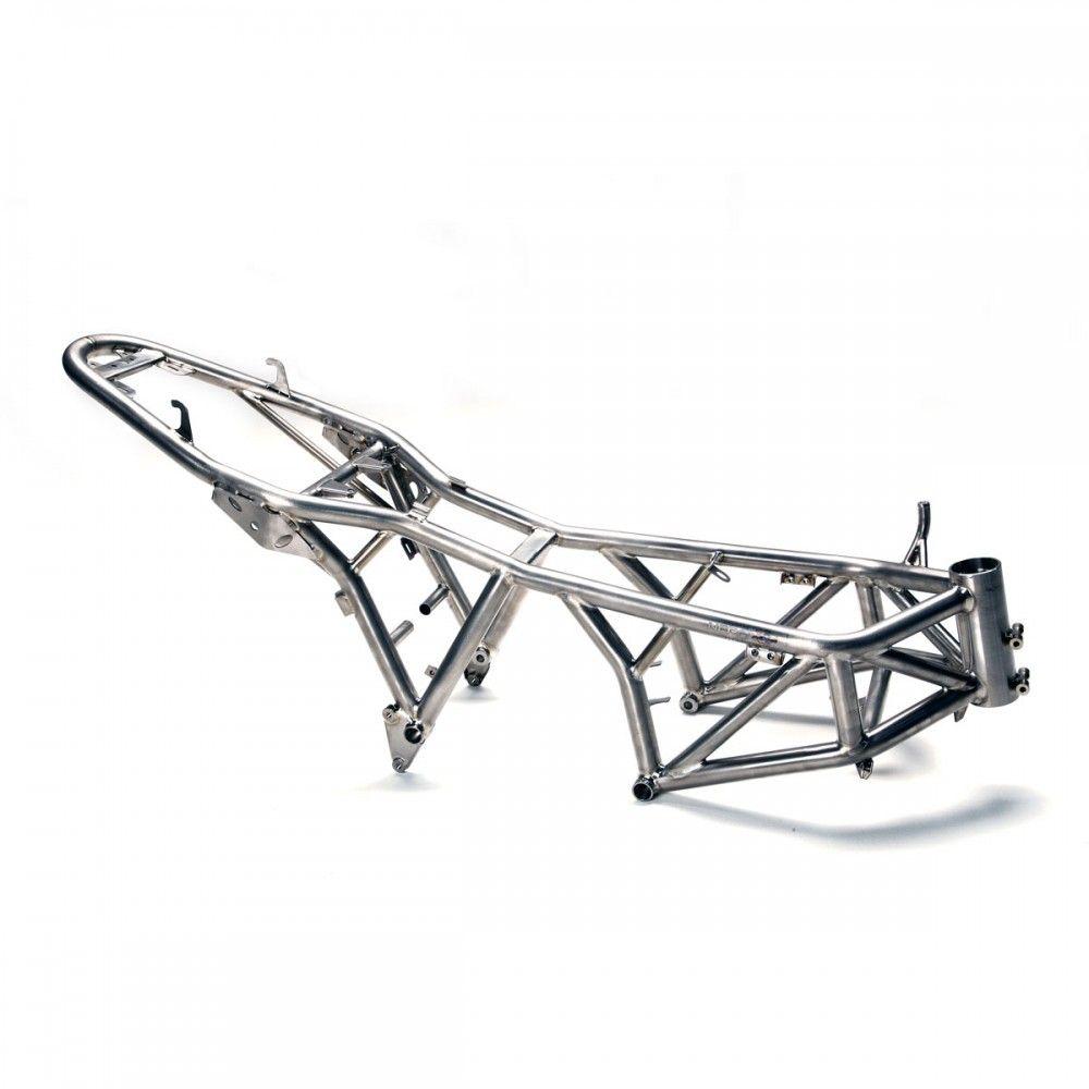 NCR Ducati SportClassic Titanium Frame: NCR.10.Ti.Frame.SC