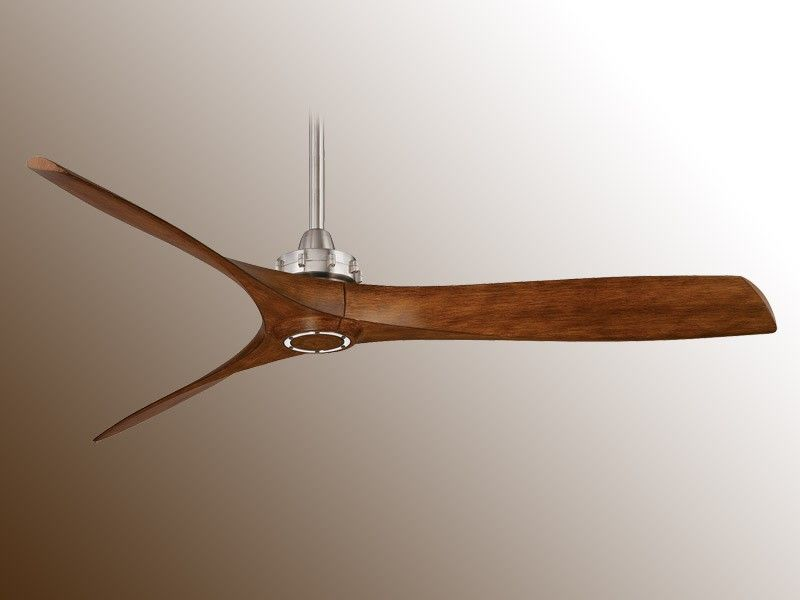 Vintage Wood Propeller Ceiling Fan In 2019 Ventilateurs