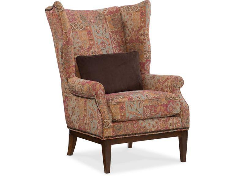 Sam Moore Living Room Aurora Wing Chair 2022 - Sam Moore ...