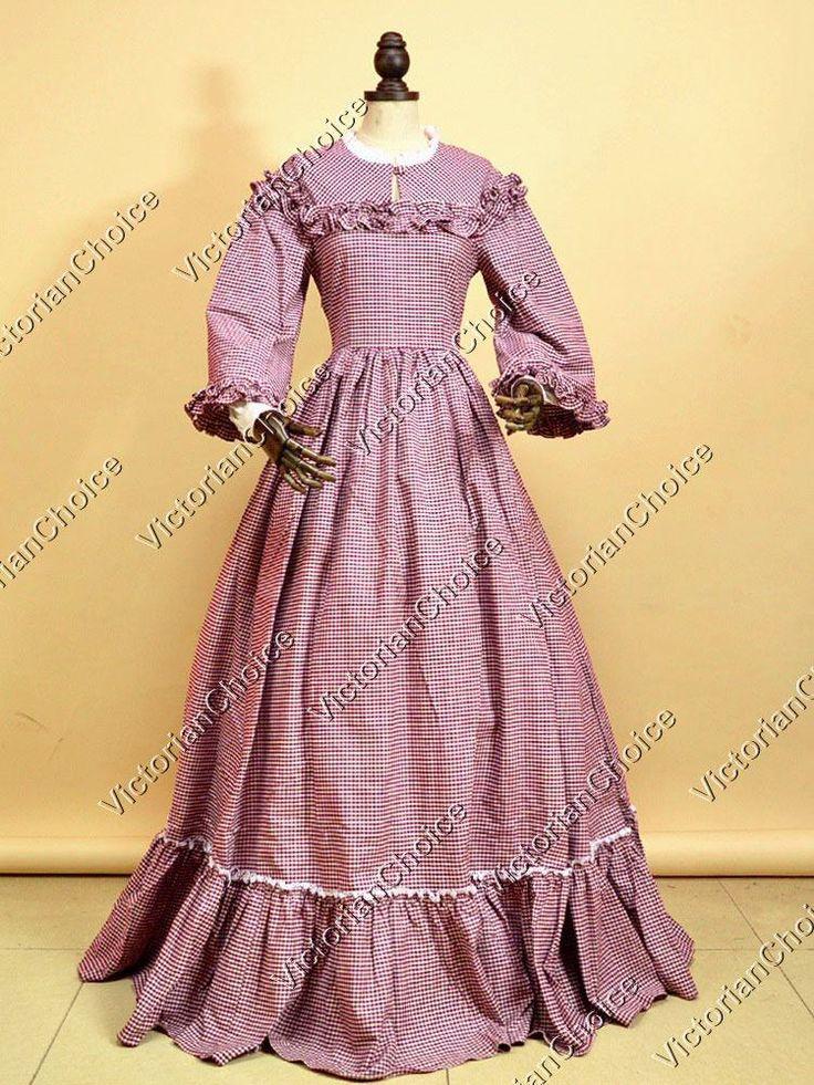 Victorian Civil War Dickens Christmas Caroling Dress Reenactment ...