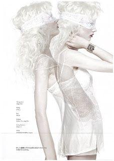 Tjarda Model Management December 2011