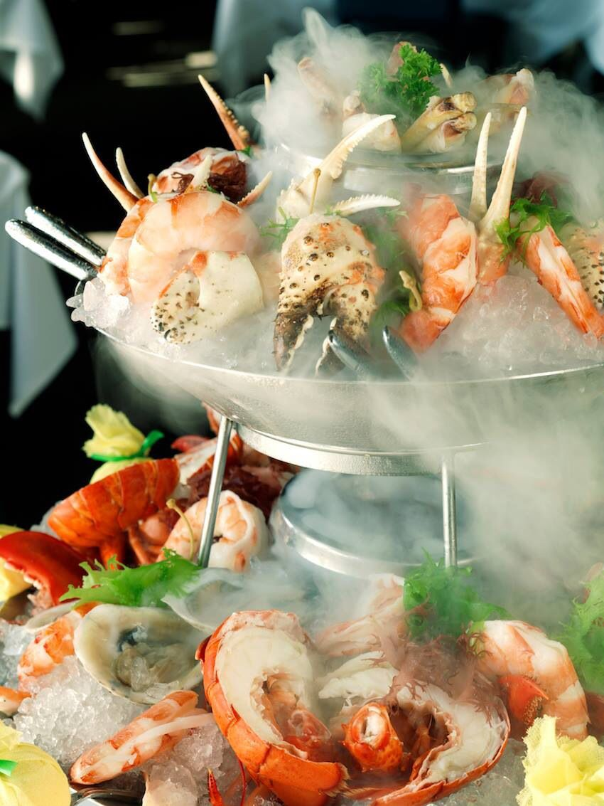 Mastro S Signature Seafood Tower Seafood Tower Easy Seafood