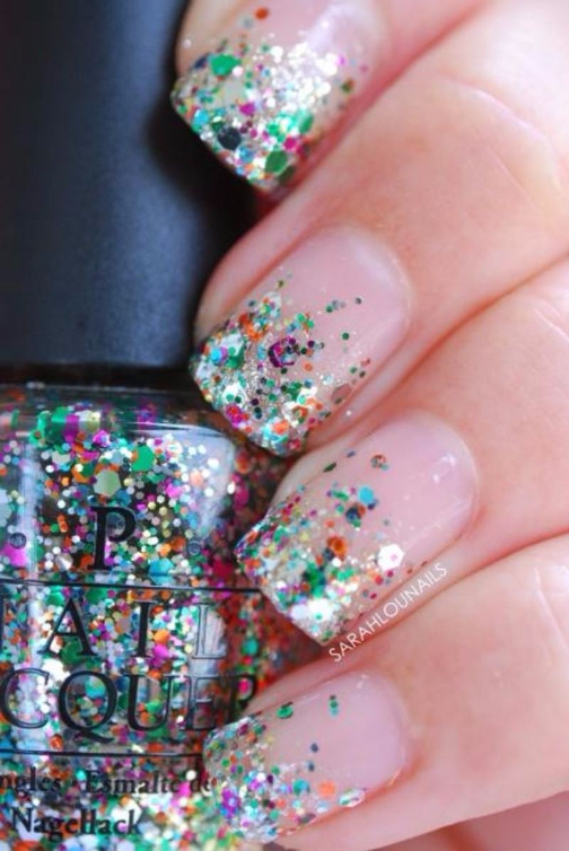 New Year's Eve Nail Art 💅🏼 for Girls Who Want to Start