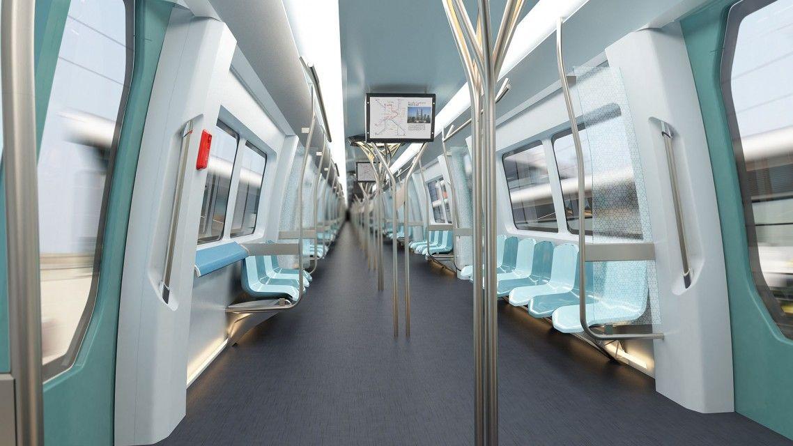 ad campaign bus interior design Google interior design