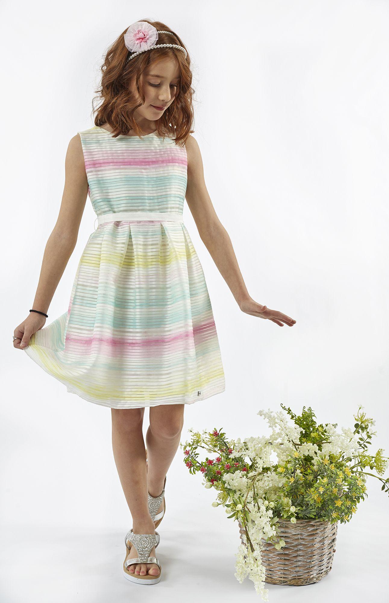 3019bf9d23d Φόρεμα 198004 ΕΒΙΤΑ | Kids fashion clothes | Kids fashion, Fashion ...