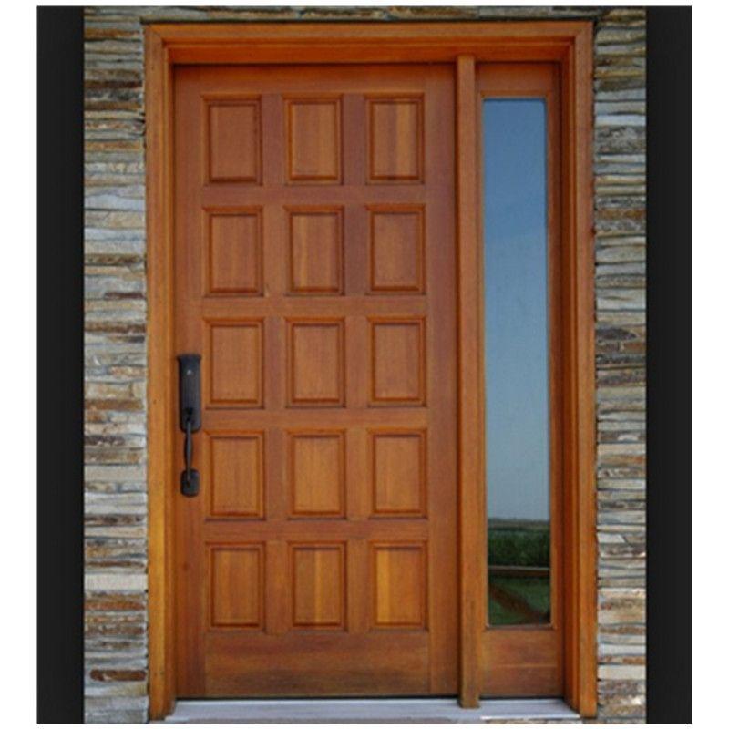 Bomei Front Door Design Main Entrance Lattice Wooden Doors Find