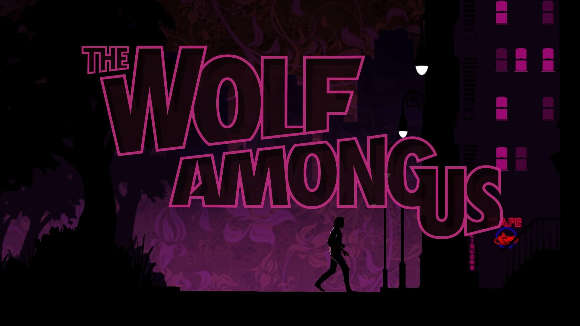 Lucien S Review The Wolf Among Us The Wolf Among Us Top 10 Video Games Opening Credits