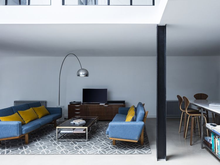 Florida Street Apartment by Paper House Project, London