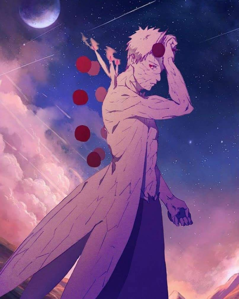 "madara on Instagram: ""Naruto Shippuden Uchiha Obito🔮🔮 # ..."