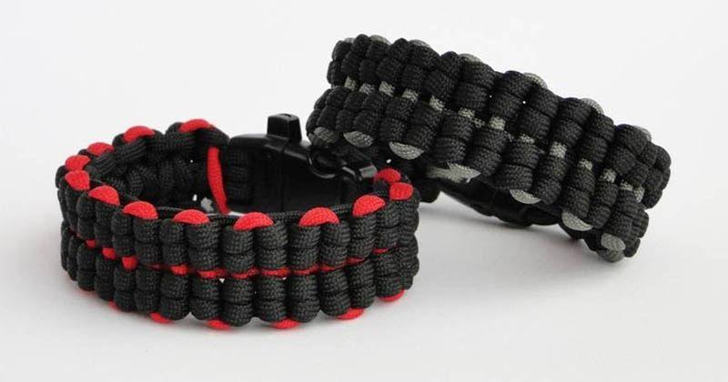 9 Awesome Diy Paracord Bracelet Patterns