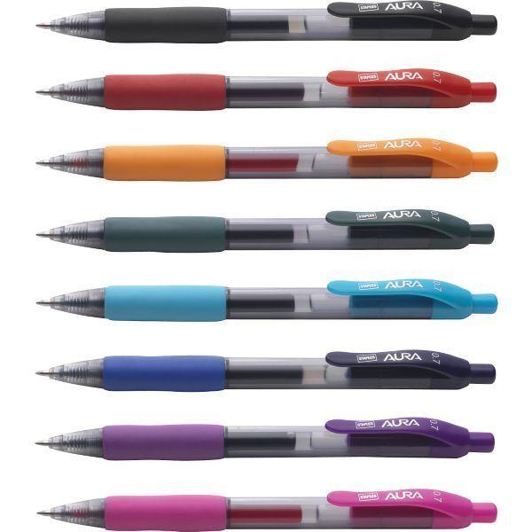 Pilot G2 Premium Retractable Gel Roller Pens, Fine Point, Black, 36/Pack