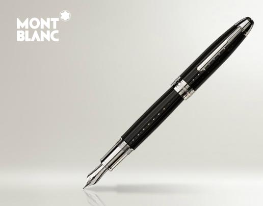 Make you mark. #FountainPen #MontBlanc