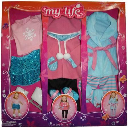 My Life As A Day In The Life Clothing Sets Walmart Com