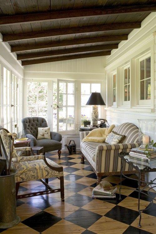 Cosy Interior Best Scandinavian Home Design Ideas Sunroom