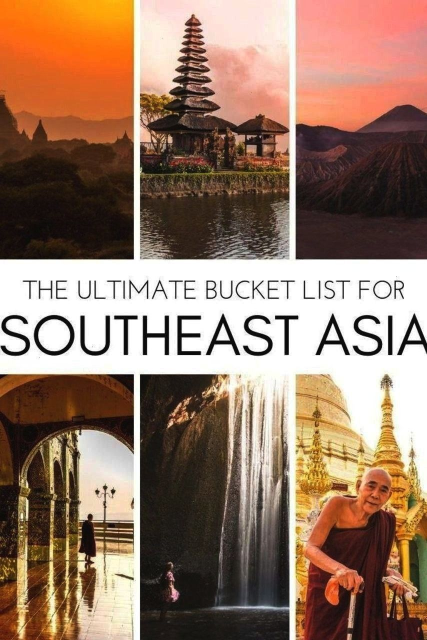 Be sure to check out the ultimate Southeast Asia Bucket List! Everything you need to know to create