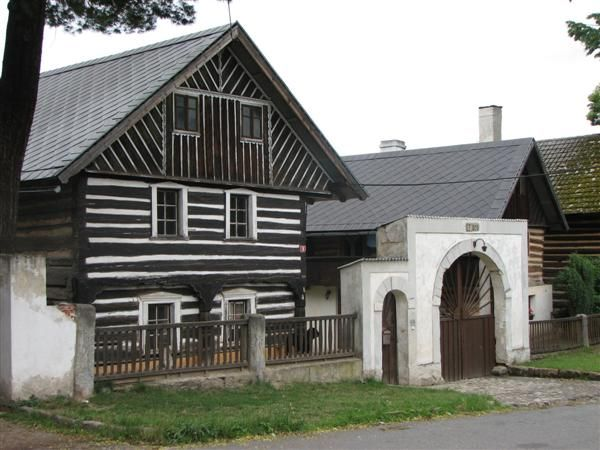 Česko, Nosálov - Vesnická památková rezervace