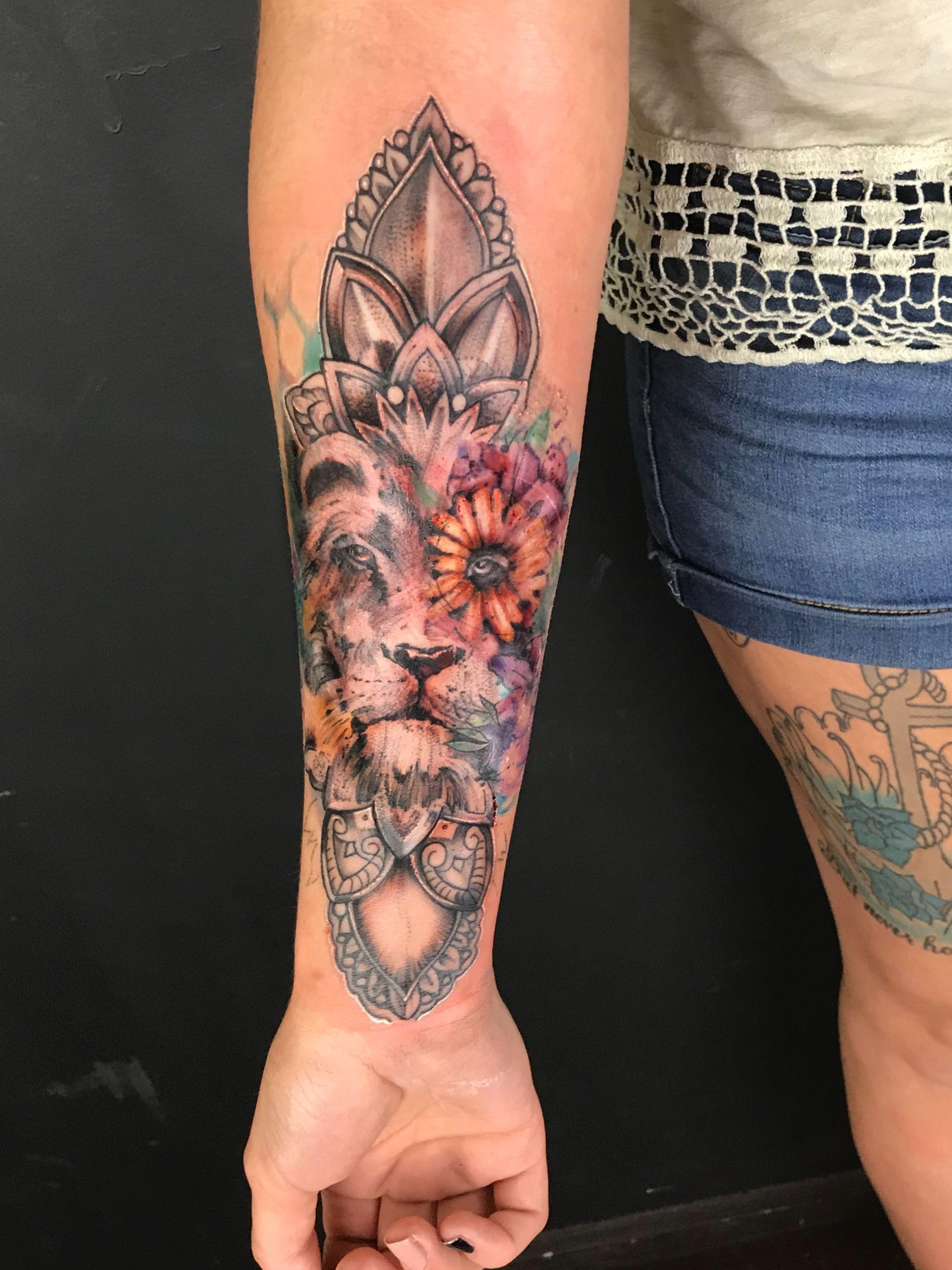 Beautiful tattoo by jordyn grine tattoo done at evolved