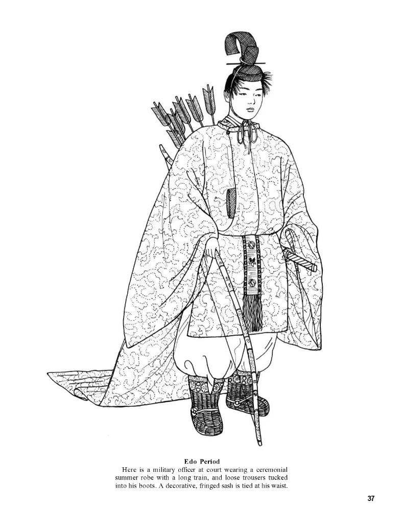 Japanese Fashions by Ming Ju Sun Dover | 日本文化 Japan Culture ...