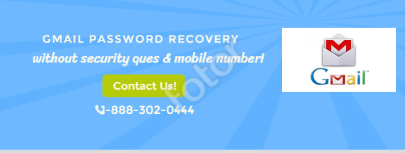 Gmail Password Recovery Without Security Question and Mobile