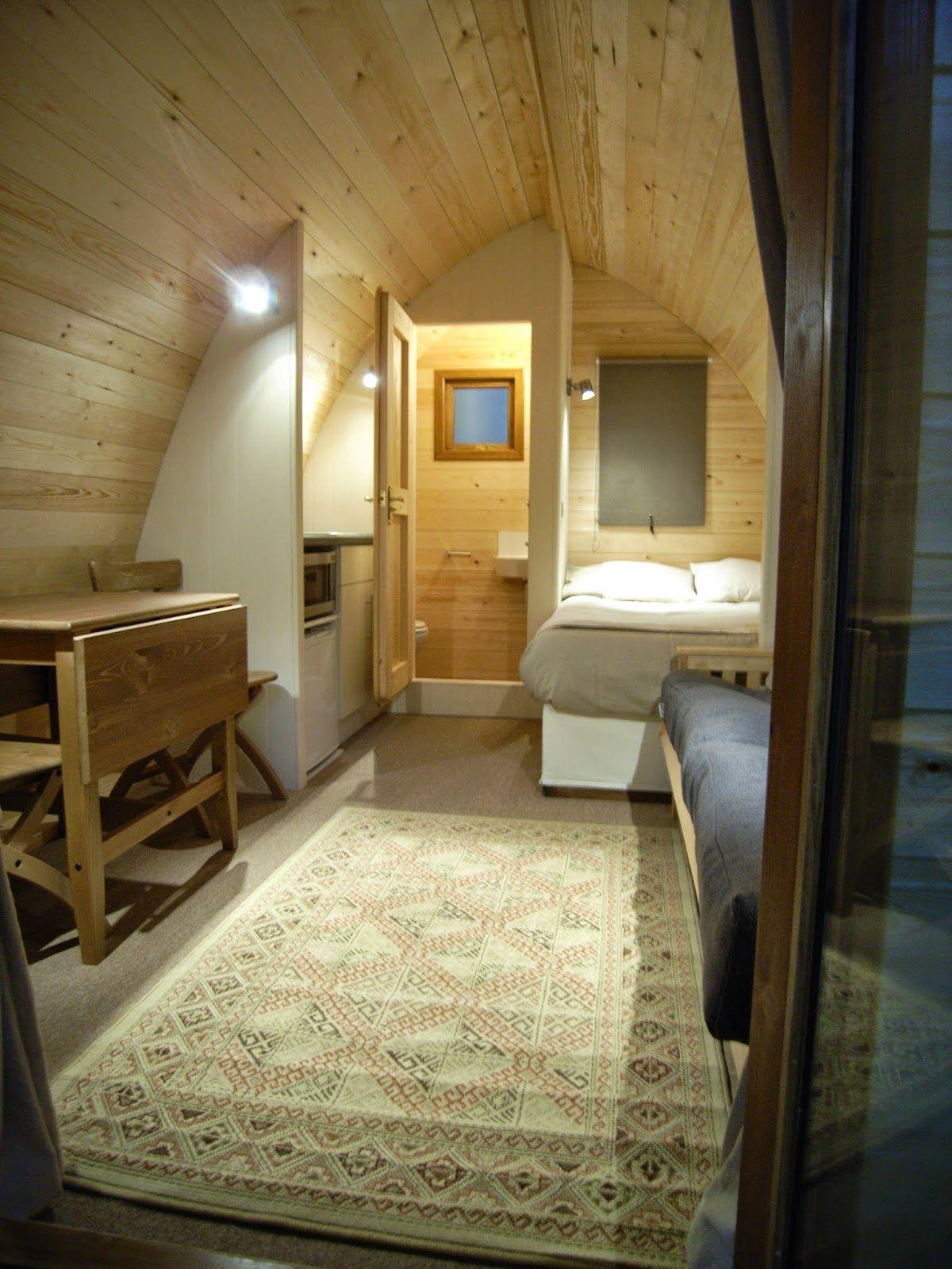 Interni Case Prefabbricate In Legno case prefabbricate in legno : il bungalow megapod® | cabañas