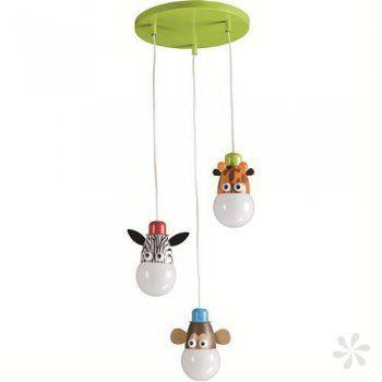 Kinderzimmerlampe | Lampen | Pinterest