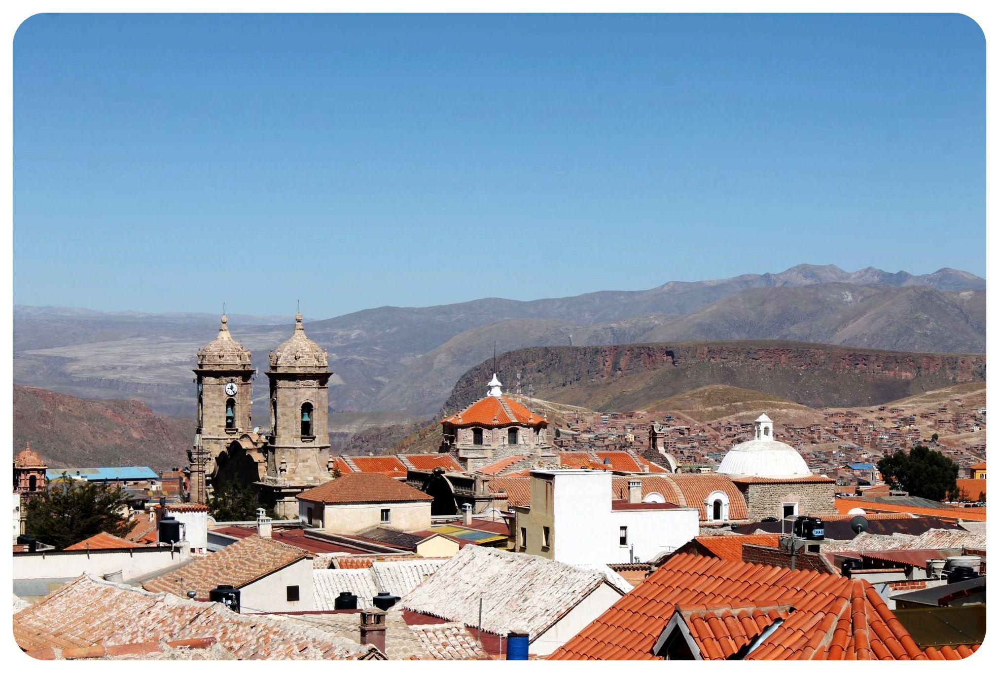 Breathtaking Potosi   Bolivia