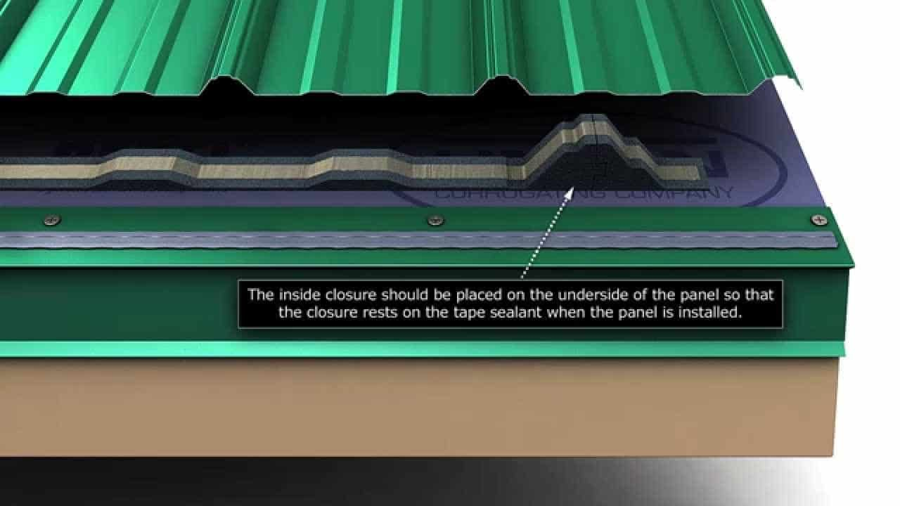How To Instal A Metal Roof In 2020 Metal Roof Installation Roof Panels Metal Roof